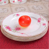 2015 new wholesale made in china porcelain candy dish/porcelain olive dish