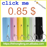 China supplier promotional portable power bank/mobile power bank/power bank 1200mah - 2600mah