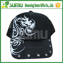 Cheap custom embroidered logo man hat