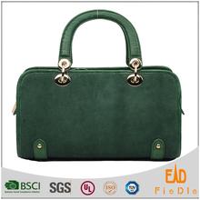 N972-B2101 chic brand OEM supplier Luxury suede leather fashion bolsos handbags ladies 2016