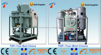 Series ty, steam/gas turbine lube oil and water separate filters machine,oil impurity removing