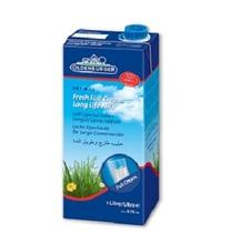 UHT Fresh Full Cream Longlife Milk, 3.1% fat, Made in GERMANY