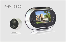 Good things , peephole in door camera with GSM MMS alarm system