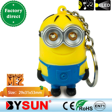 Free Sample ,minions despicable me keychain