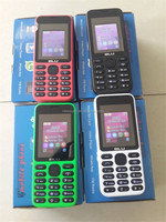 Customer logo hot selling mini small size mobile phone dual sim your own brand phone gsm phone with many color