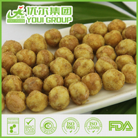 High protein Bacon flavor chick peas for sale