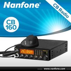 Nanfone cb radio with AM/FM/USB/SSB/PA/CW CB-160