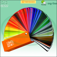 High Quality Ral K5 Exterior Wall Paint Pantone Color Chart