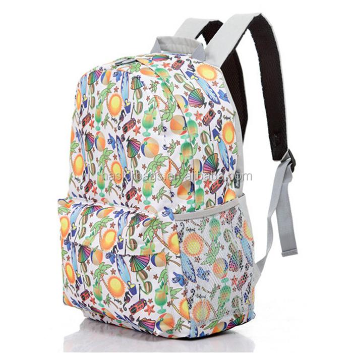 Pas cher racksack école secondaire sac à dos