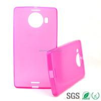 transparent tpu phone case for nokia lumia 950XL made in china
