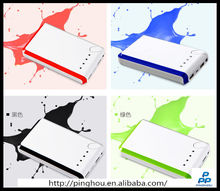 Fashion design business gifts 12000 mah perfume power bank charger