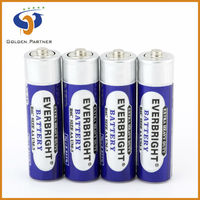 R6 Size D UM-3 Battery for Car Toy Made in China