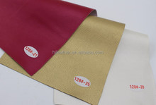 Pearl luster Litchi pattern Car Interior PVC leather