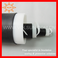 Replace 3M 8428-12 Black EPDM rubber cold shrink Cable Joints