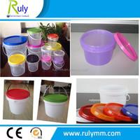 100% virgin pp material Plastic 500ml bucket