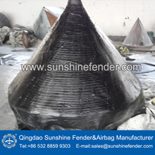 ship marine airbags are used for ship launching,landing,upgrading heavy lifting,conveying&salvage airbags