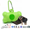 Double-sealed seams dog poop bag holder leak-proof guaranteed Dispenser with Dog Waste Poop Bags