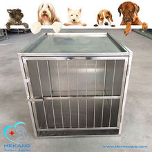 High Quality Rustless Small Stainless Steel Dog Cage