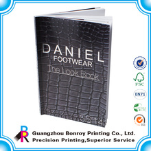 Soft Cover Book Printing With Saddle Stiching