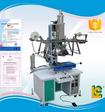 China manufacture easy adjustment plane/Cylinder Heat transfer printing machine for small plastic bucket TC-400R