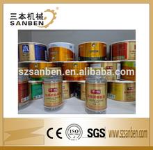 Sanben etiqueta etiqueta personalizada, medicina etiqueta de la botella