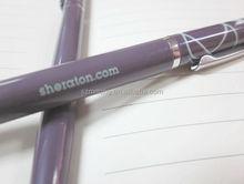 Sheraton Hotel Promotional Ball Pen/Plastic Ball Point Pen