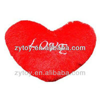 Soft colorful valentine day butterfly led star pillow lovely plush cushion