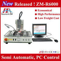 lead-free soldering station ZM-R6000 BGA chips desoldering machine