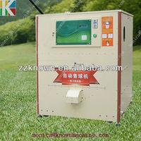Token/smart card available Golf Ball vending machine
