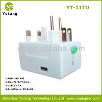 Universal international electrical adapter for travel ac travel plug adater uk au us eu plug