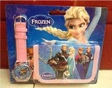 Newest Design Frozen Image Yiwu Kids Watches