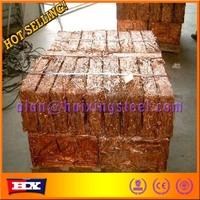 high quantity/scrap copper wire/In stock