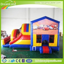 Giant Outdoor Playground Inflatable Slide Bouncer Combo
