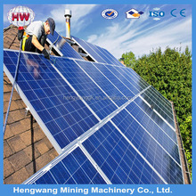 high efficiency good price 75w poly solar panel for home use