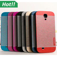 Motomo mobile phone aluminum case for Samsung galaxy s4 s5 s6 mini