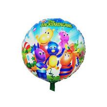 Cartoon Backyardigans Mylar Foil Balloon Wholsale