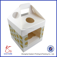 Cupcake Boxes with Nice Appearence