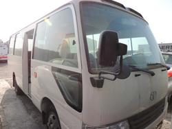 Toyota Coaster Bus, Diesel, 26 seats, 2014, Manual Transmission