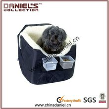printed plush wpc pet house for dog cat puppy pet
