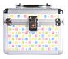 sweet bute girls rolling cosmetic case,train case