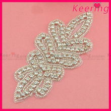 wholesale fashion bridal rhinestone crystal wedding decoration WRA-468