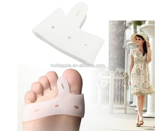 1 Pair Multifunctional Foot Toe Separators Protective Hallux Valgus Prevention HA00526