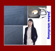 polyester stitched nonwoven interlining stitch bond interfacing