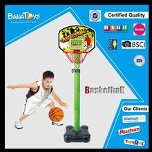 Outdoor indoor kids toy sport set games basketball stand