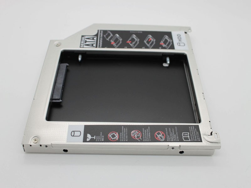 Корпус для HDD 2 Caddy DELL E6410 E6510 DV20 9,5