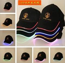 Super Bright LED Cap Glow in dark for Fishing Light up LED Sport Hat