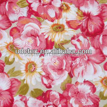 100% Cotton Printed wide width Bed Sheeting Fabric