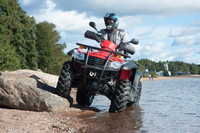 500cc 4x4 street legal ATV for sale with CFMOTO enigne