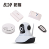 New remote controller equip with Smart home Security system IP camera