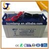 solar battery gel 120ah or battery 300ah